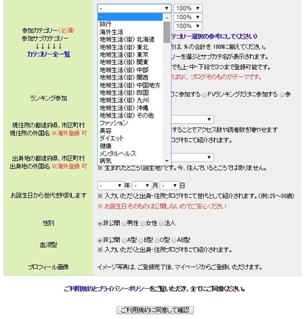 日本ブログ村 登録できない 登録方法 バナー 貼り方 ネットビジネス アクセス数4