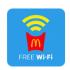 マクドナルド【wifiが繋がらない!?】iPhoneでの設定方法使い方(画像解説)